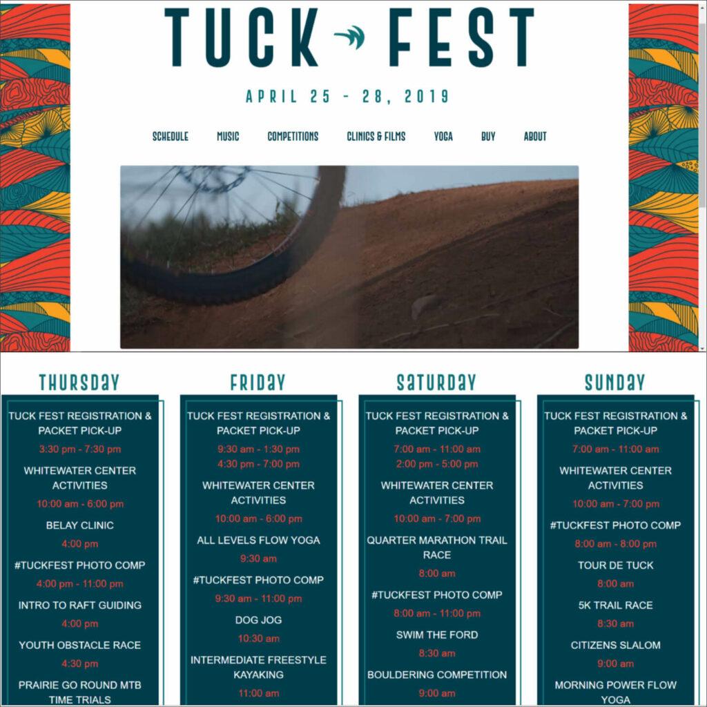 Tuck Fest