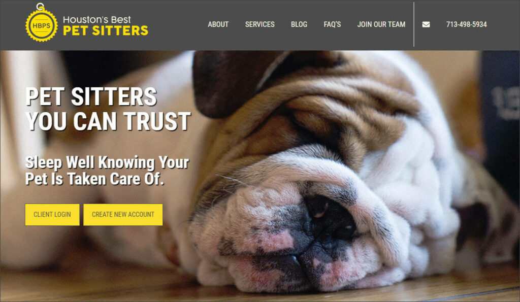 Houston's Best Pet Sitters