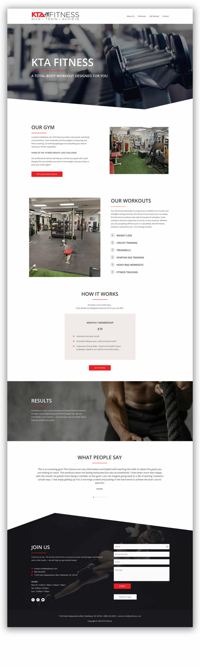 KTA Fitness