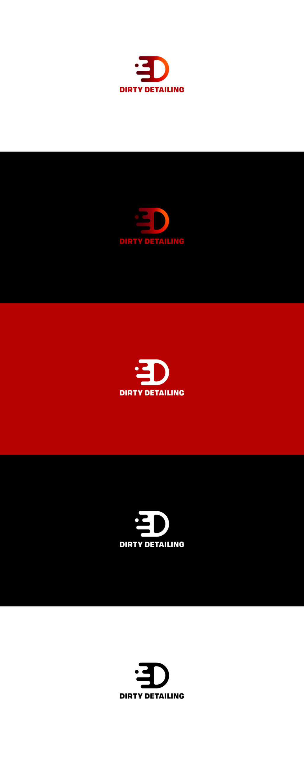 Dirty Detailing Style Guide